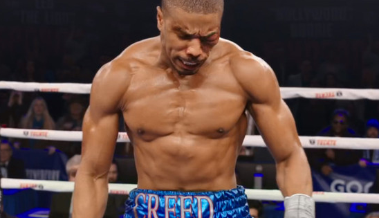 "Michael B Jordan ""Creed"" Workout and Meal Plan"