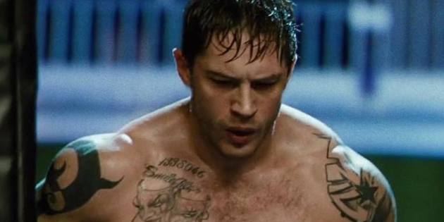 Tom Hardy's Insane Warrior Workout Routine!