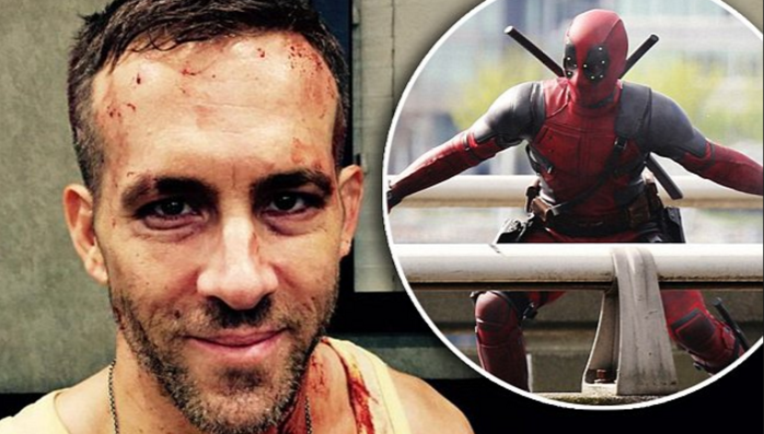 Ryan Reynolds Deadpool Workout And Diet - Fat Fighter Blogs- Learn How ...