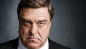 John Goodman. Serious Face.