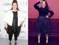 Melissa McCarthy weight losss