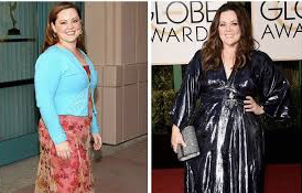 Melissa then and now