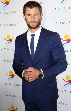 Chris Hemsworth See Australia
