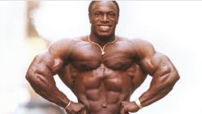Lee Haney Upper