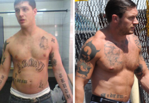 Tom Hardy Muscle Supplements