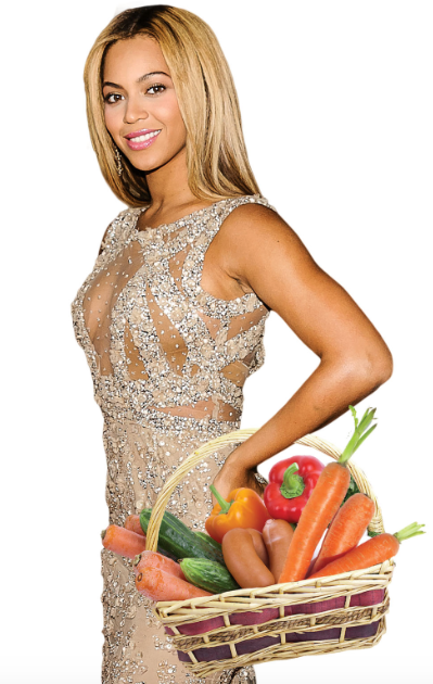 Beyonce Vegan Diet Foods
