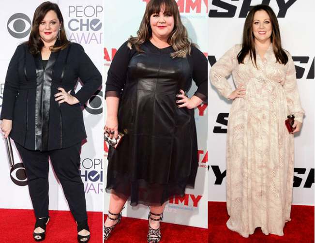 Melissa Mccarthy Weight Loss Revealed On Ellen Fat Fighter Blogs