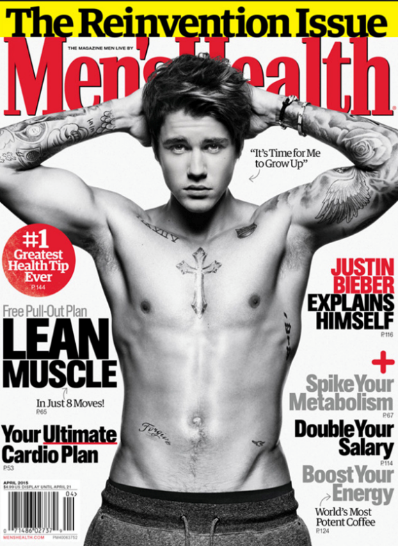 Bieber's Diet and Workout A to Z Revealed Fat Fighter