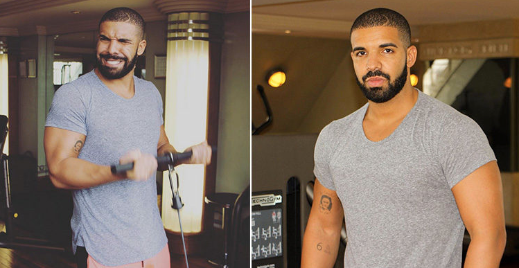 Drake's Body Transforming Workout Plan - Fat Fighter Blogs